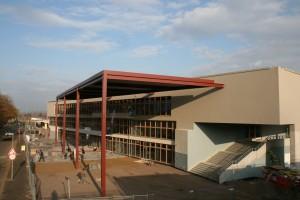 Neubau BGZ Süderelbe